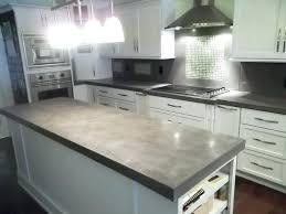 diy concrete countertops over laminate the diy white concrete countertops over laminate
