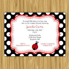 Best 25 Ladybug Baby Showers Ideas On Pinterest  Ladybug Free Printable Ladybug Baby Shower Invitations