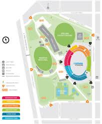 Venue Maps Kardinia Park Stadium Trust