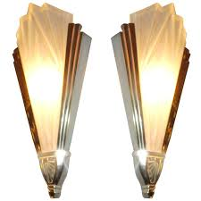 wall art light fixtures want cool out our lighting fixtures pair art nouveau wall sconce light