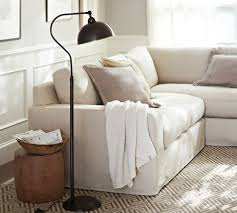 lighting for living rooms ideas. wayland task floor lamp pottery barn living room decorationsliving lighting for rooms ideas a