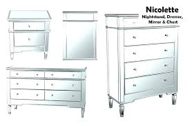 set dresser black nightstand set of two dresser sets cheap and with mirror knobs
