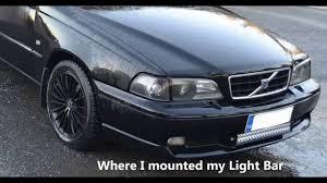 Volvo Xc70 Light Bar Strands 20 Led Light Bar 110w