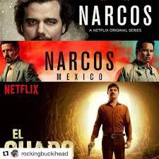 El Chapo Super Serie Netflix - Home