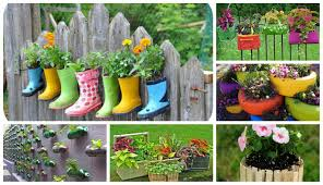 Sophisticated Diy Turn Things Into Flower Pots Also Planters in Flower Pot  Ideas