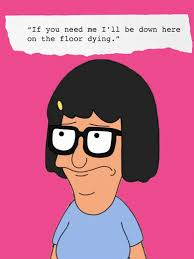 Bobs Burgers Quotes Custom Pervy Tina Belcher Quotes That Will Touch Your Heart AND Butt CCUK