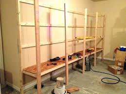 diy hanging garage shelves full size of hanging garage storage shelves plans for building how to