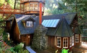 Luxurious tree house Wooden Glamping Hub Luxury Tree House San Francisco