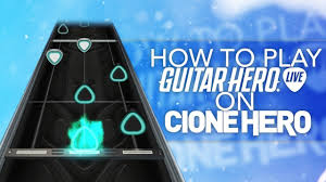 Guitar Hero Charts How To Play Guitar Hero Live Guitar On Pc Ghl Properly On Clone Hero 1100 6 Fret Charts Songs