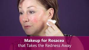 makeup for rosacea that takes the redness away makeup for older women you