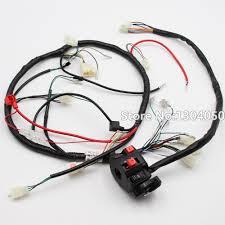 popular atv wiring harness buy cheap atv wiring harness lots from Atv Wiring Harness quad wiring harness & multi functional atv switch cb cg 150cc 200cc 250cc chinese electric wiring harness for atv