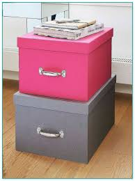 Decorative Filing Boxes File Boxes With Lids 23