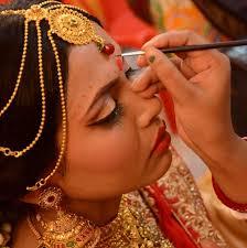 debasree ghosh makeup artist kolkata