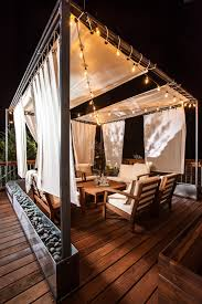 How To Light Up A Gazebo 10 Ways To Amp Up Your Outdoor Space With String Lights