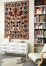 hang rug wall 8 lazy loft