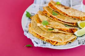 mexican food quesadilla. Beautiful Quesadilla Mexican Sweet Potato Quesadillas To Food Quesadilla