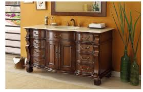 Antique Bathroom Cabinets Antique Style Bathroom Vanity Cabinet Globorank