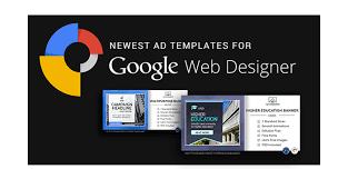 Newest Ad Templates For Google Web Designer Software Gt3