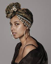 the major downfall of alicia keys s nomakeup movement