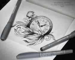 Afbeeldingsresultaat Voor тату часы эскиз идеи для татуировок