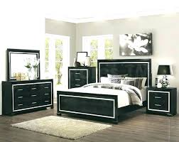 Black Wood Bedroom Set Gray Wood Bedroom Set Black Queen Bedroom ...
