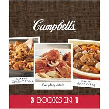 Campbell Kitchen Recipe Cookbooks Campbellshopcom
