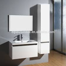 modular bathroom furniture rotating cabinet. new product glossy black wall mounted mdf bathroom furniture mirror cabinet vanity modular rotating