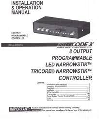 catalog manual thread page 3 elightbars Whelen Edge 9308 Wiring Diagram Whelen Edge 9308 Wiring Diagram #39 Whelen Edge 9000 Installation