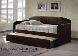 springfield daybed with trundle bed