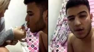 Aleyna Çakır olayının baş şüphelisi Ümitcan Uygun canlı yayında kız  arkadaşının elinden uyuşturucu içti - Haberler