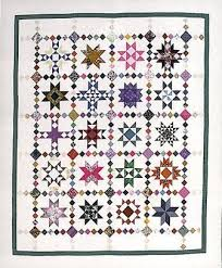 172 best STAR SAMPLER images on Pinterest | Star quilts, Jelly ... & Stars & Stepping Stones Quaker Town Quilts Adamdwight.com