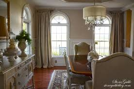 Window Treatments Dining Room Ideas - createfullcircle.com