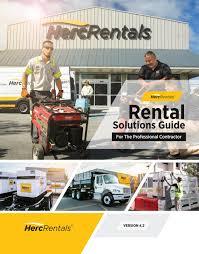 Light Tower Rentals Williston Nd Herc Rentals Solutions Guide By Herc Rentals Issuu