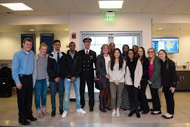 airport team hosts job shadow ymca of greater seattle delta group of people smiling at the camera these job shadow