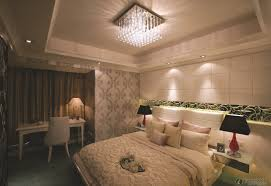 contemporary bedroom lighting. Master Bedroom With POP Ceiling And Recessed Lights Design Contemporary Bedroom Lighting S