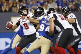 Arndt Comes Off First Start Redblacks Have Eyes Glued On