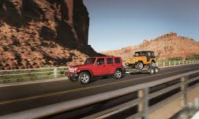 Jeep Towing Chart Jeep Towing Guide Beaver Motors