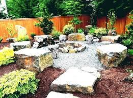 stone fire pit square natural stone fire pit designs patio ideas outdoor stone fire pit design