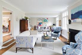 long living room. some simple ways to divide a long living room