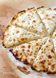 cauliflower pizza crust crispy hold