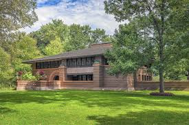 Couple's 'national treasure' home is part of Frank Lloyd Wright house walk  - Chicago Tribune