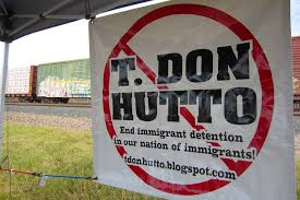 Image result for T. Don Hutto detention center