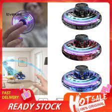 Đồ chơi con quay hình UFO