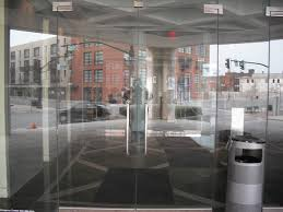 glass doors partitions cnc mullions dorma s securing panic hardware