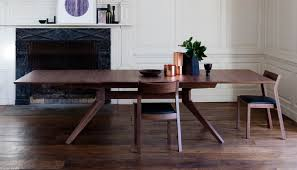 cross extending dining table