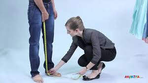 How To Measure Your Trouser Size
