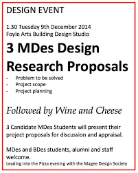 Des806 Design Research Proposal | Mobile Creativity