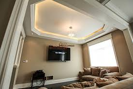 tray lighting ceiling. Tray Ceiling With Led Lighting