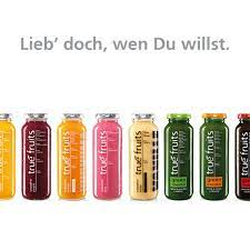 We did not find results for: True Fruits Werbung