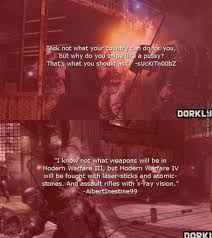 Cod Quotes Stunning Googled Call Of Duty Quotes Was Not Disappointed By Recyclebin